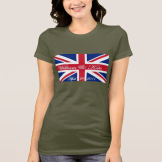 T-shirt William et Kate