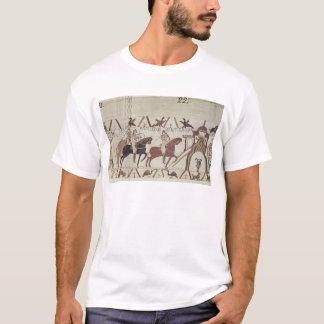 T-shirt William le conquérant arrive à Bayeux