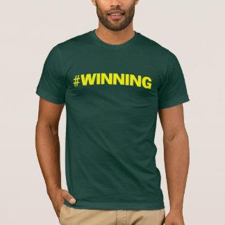 T-SHIRT #WINNING