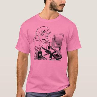 T-shirt women&guns-9848