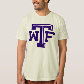 T-shirt WTF (automnes de Wichita, TX)