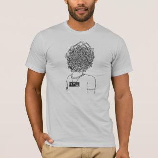 T-shirt WTF il est trop compliqué