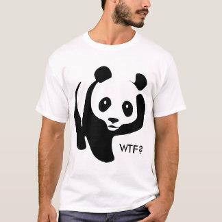T-shirt WTF ? Le Panda