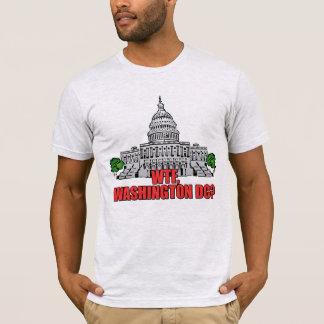 T-shirt WTF, Washington DC ?