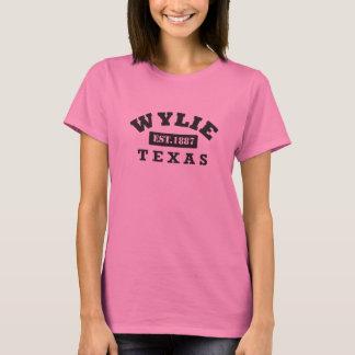 T-shirt Wylie le Texas 1887
