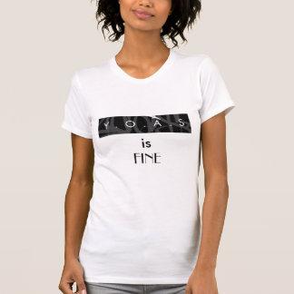 T-shirt Y.O.A.S est TRÈS BIEN