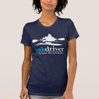 T-shirt yakdriver (la rivière Salmon)