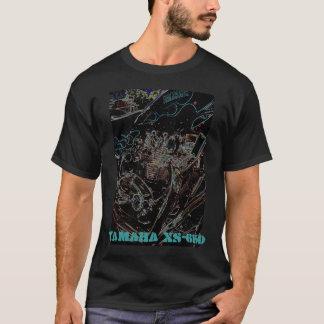 T-shirt Yamaha XS 650