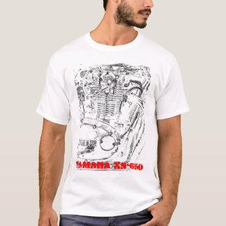 T-shirt Yamaha XS-650