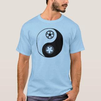 T-shirt Yang ying détraqué du vélo des hommes