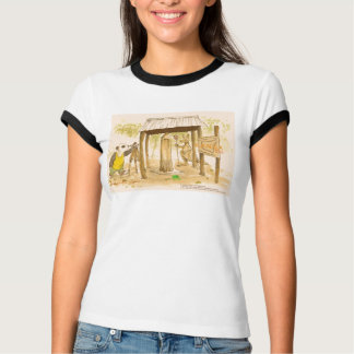T-shirt Yard Coomera Restauration-Supérieur