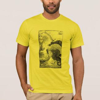 T-shirt Yeux brûlants de dragon