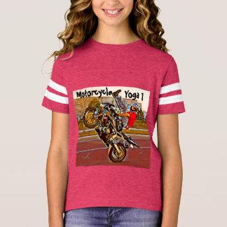 T-shirt Yoga 1 de moto