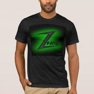 T-shirt Z transmettent par radio T (noir) avec le logo #1