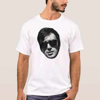 T-shirt Zach font face