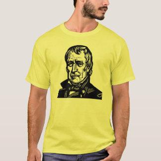"T-shirt Zachary Taylor ""12"" pièce en t"