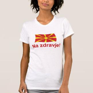 T-shirt Zdravje de Na ! (À votre santé !)