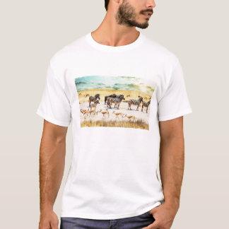 T-shirt ZEBBLA, l'AFRIQUE et MOI