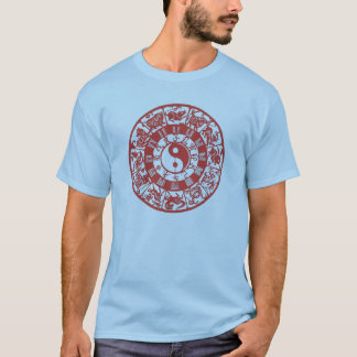 "T-shirt ""Zodiaque chinois """