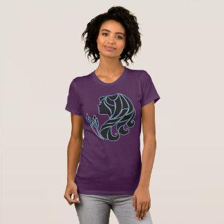 T-shirt Zodiaque de déesse de Vierge