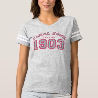 T-shirt Zone 1903 de canal