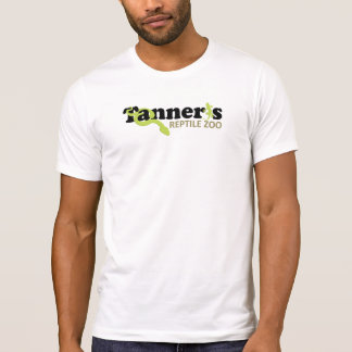 T-shirt Zoo du reptile de Tanner