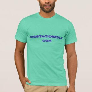 T-shirt Zoulou de station de glace