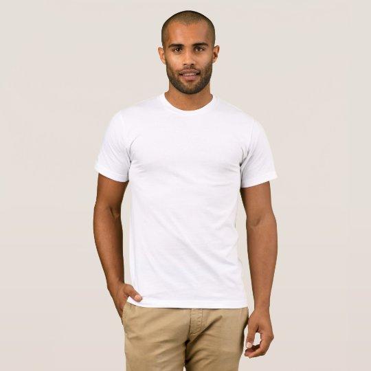 T-shirt bio, Blanc