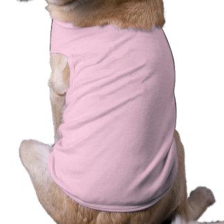 T-shirts customisés pour chien Extra Large Tee-shirts Pour Toutous