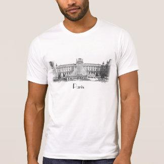 T-shirts de butin de Paris