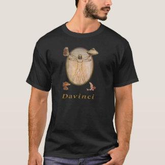T-shirts de Léonard de Vinci