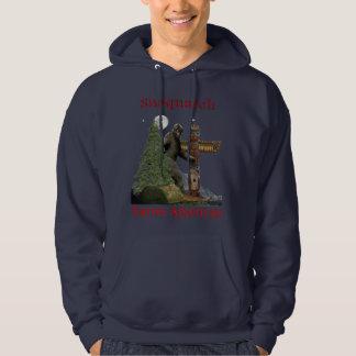 T-shirts de sasquatch