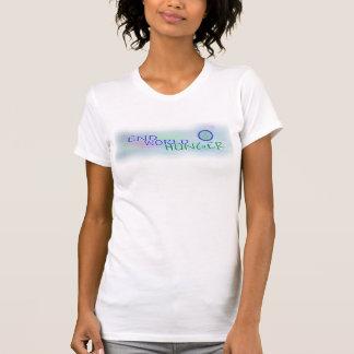 T-shirts de soulagement de la Somalie de faim de