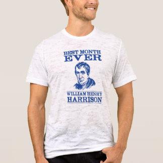 T-shirts de William Henry Harrison