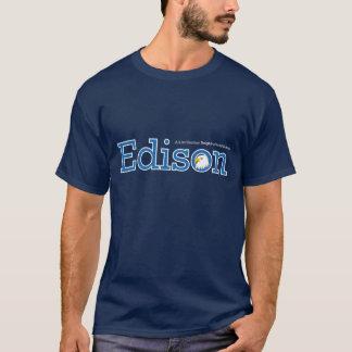 T-shirts d'Edison (foncé)