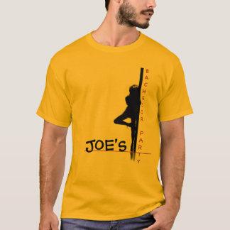 T-shirts d'ENTERREMENT DE VIE DE JEUNE GARÇON !