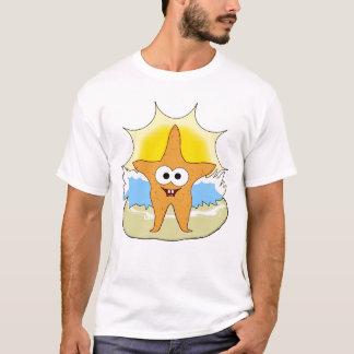 T-shirts d'étoiles de mer