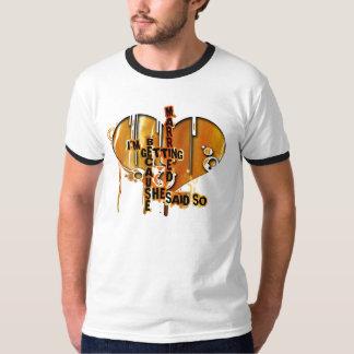 T-shirts drôles d'enterrement de vie de jeune