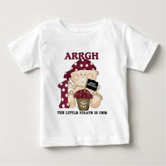 T-shirts et cadeaux d'anniversaire de pirate de