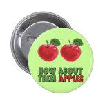 T-shirts et cadeaux drôles de pommes pour elle badge
