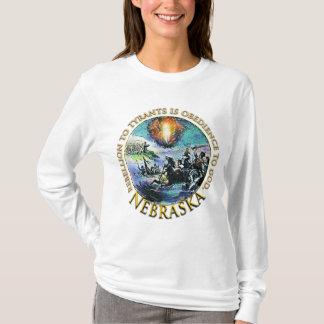 T-shirts Nébraska de thé de Glenn Beck