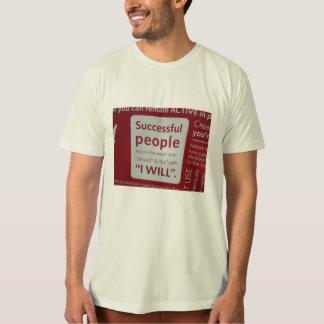T-shirts organique