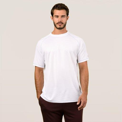 T-shirt pour homme Champion Double Dry Mesh, Blanc
