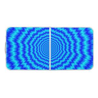 Table Beerpong Bleus de Big Bang