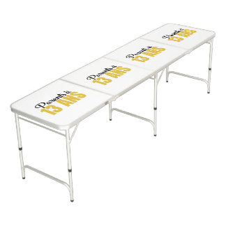Table Beerpong Table de tournois PA13A