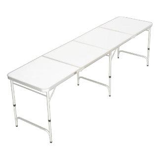 Table Beerpong Tableau classé par règlement de puanteur