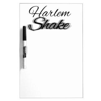 Tableau Effaçable À Sec Harlem Shake