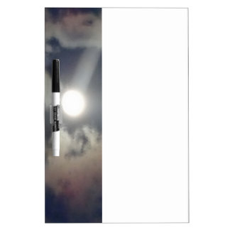 Tableau Effaçable À Sec Pleine lune
