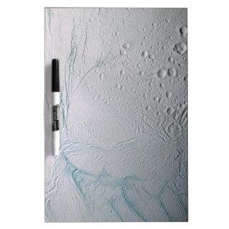 Tableau Effaçable À Sec Rayures fraîches de tigre sur Enceladus
