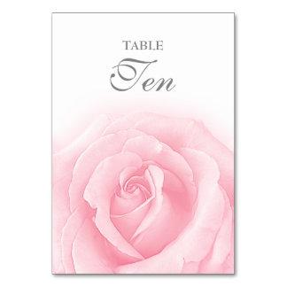 Tableau Romance numéro 10 de mariage de rose de
